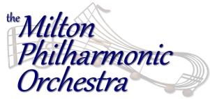 the Milton Philharmonic Orchestra