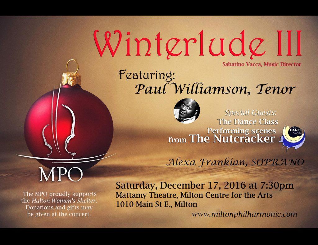 Winterlude III poster